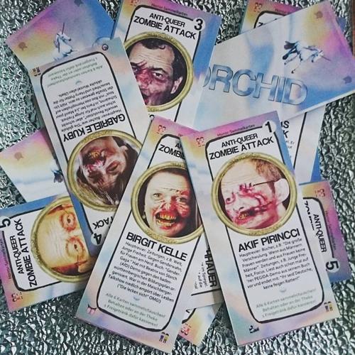 zombiesammelkarten